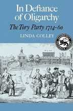 In Defiance of Oligarchy: The Tory Party 1714-1760